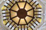 東京駅舎 南北ドームのレリーフ