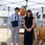 神戸市北区 Y様邸 祝🌸 地鎮祭!